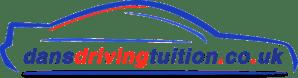 dans driving tuition logo