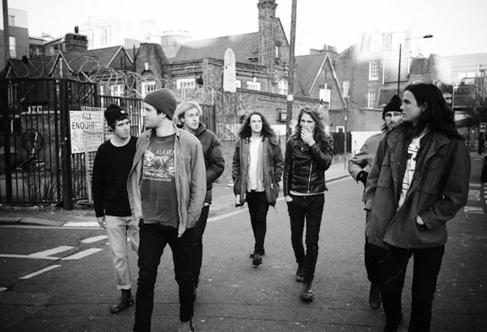 King Gizzard & The Lizard Wizard @ De Kreun: Een sauna in het wilde westen