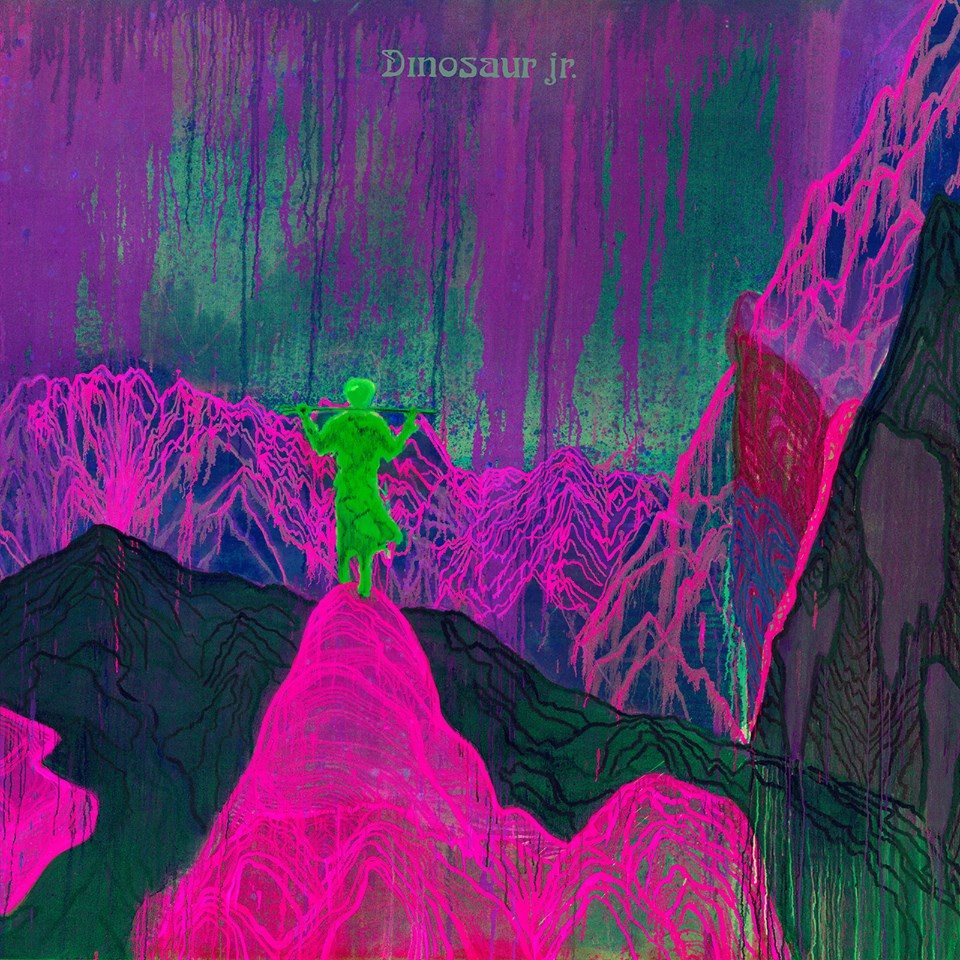 Nieuwe single Dinosaur Jr. – Tiny