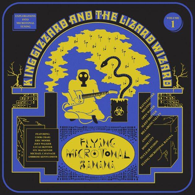 "Nieuwe single King Gizzard & The Lizard Wizard – ""Nuclear Fusion """