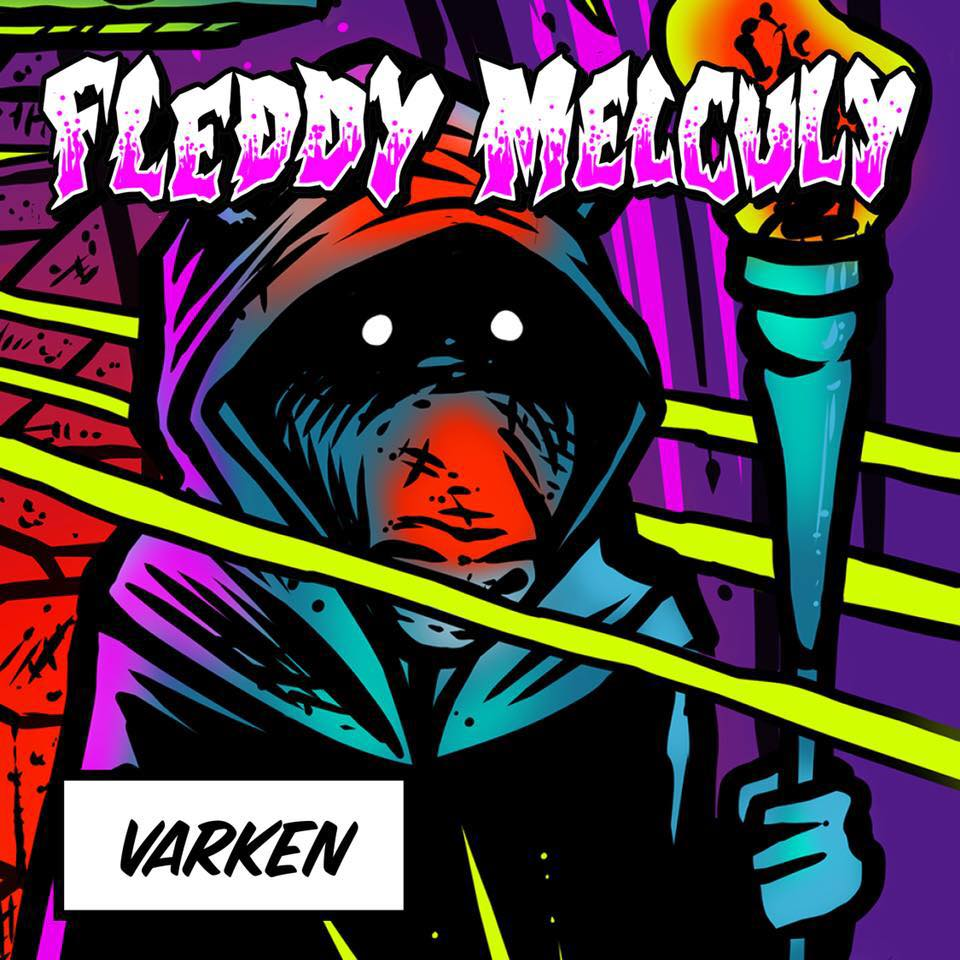 "Nieuwe single Fleddy Melculy – ""Varken"""