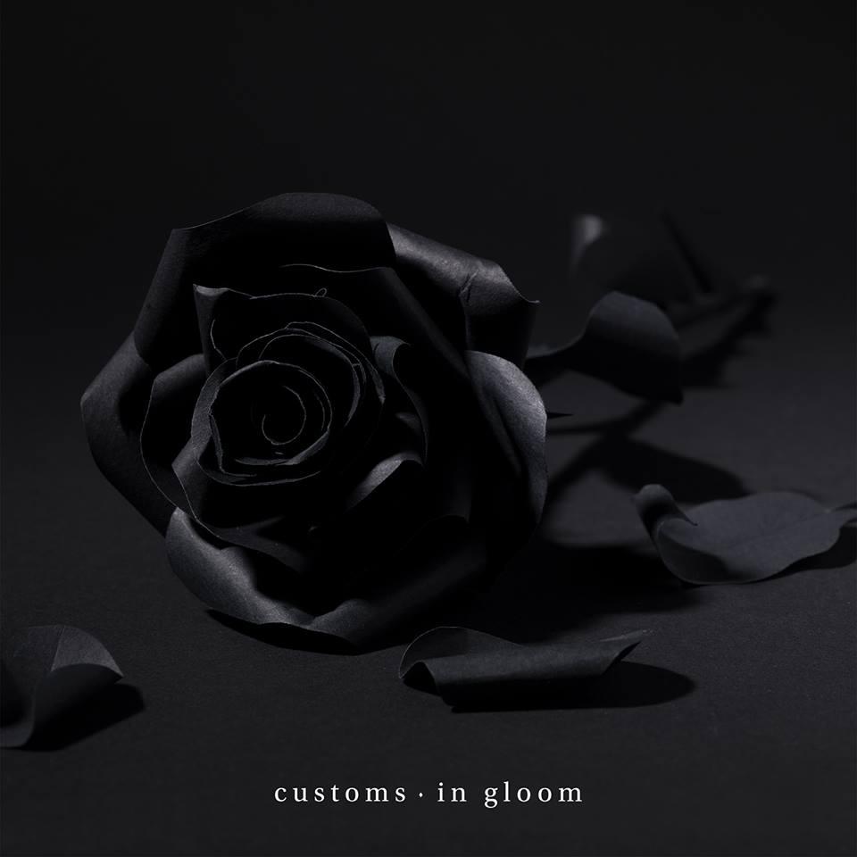 """Nieuwe single Customs – """"In Gloom"""""""