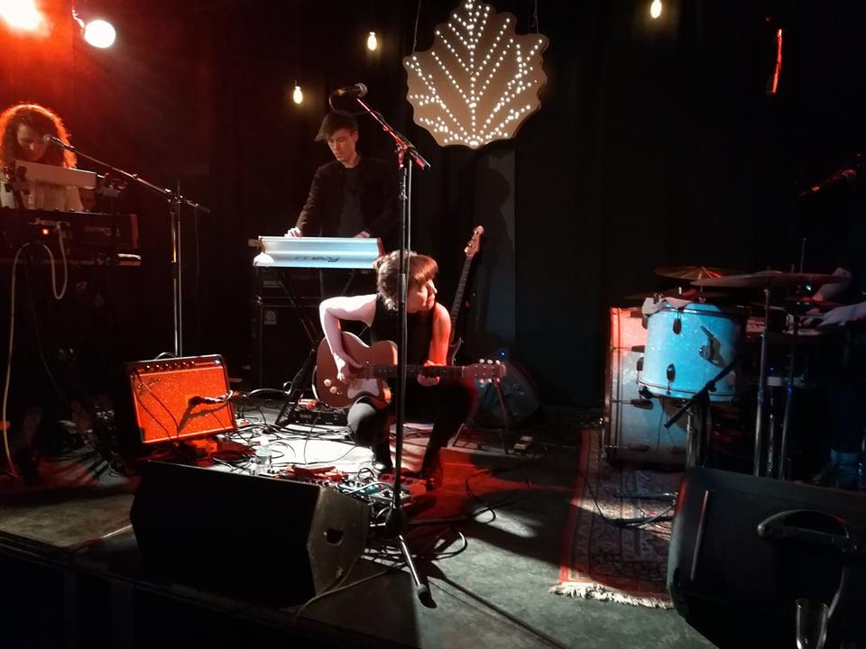 Luwten + And Then Came Fall @ Trefpunt: een mooie balans tussen wegdromen en dansen