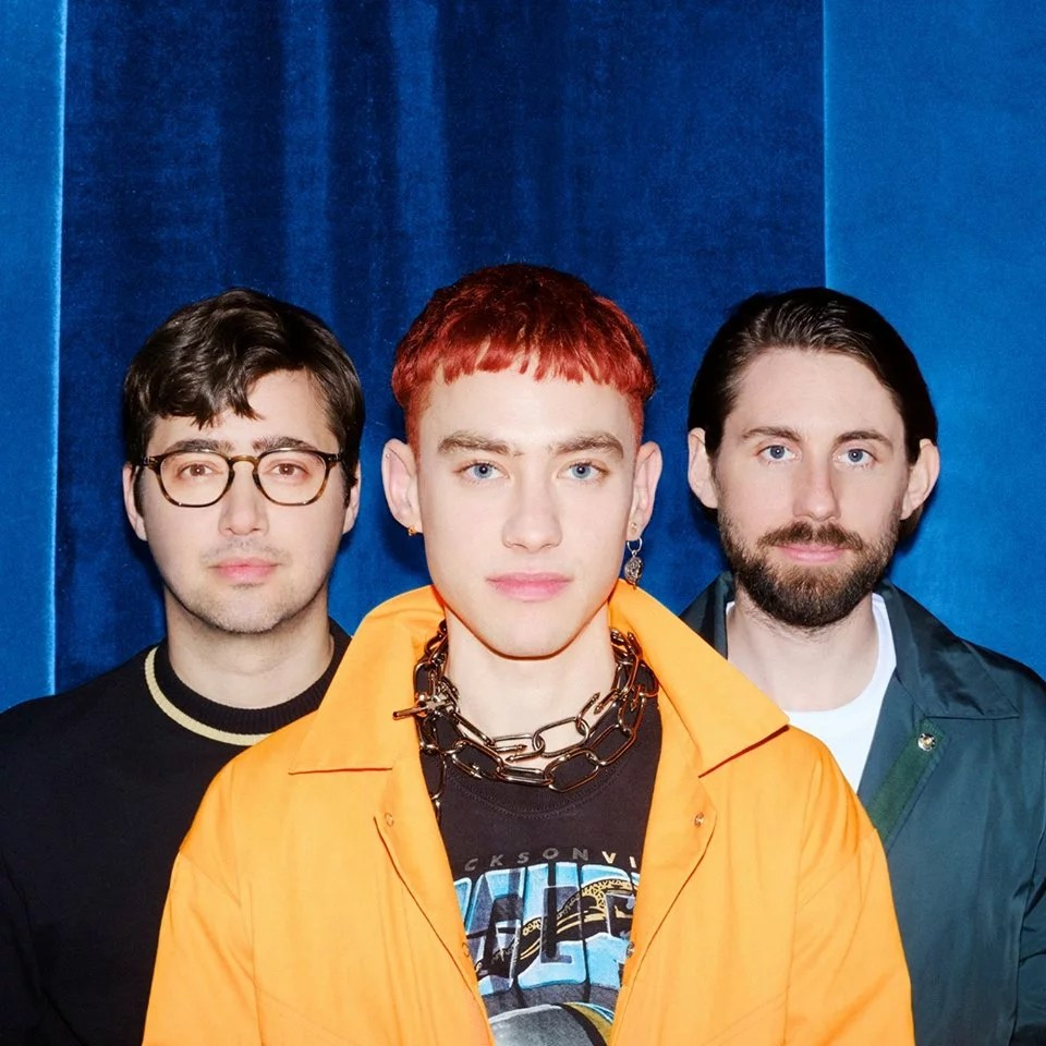 "Nieuwe single Years & Years - ""Sanctify"""