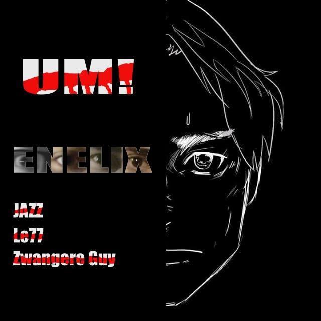 """Debuutsingle UM! feat. Jazz, Zwangere Guy & Le 77 – """"Enelix"""""""
