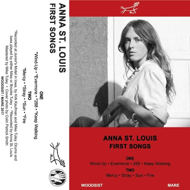 "Nieuwe single Anna St. Louis – ""Fire"""