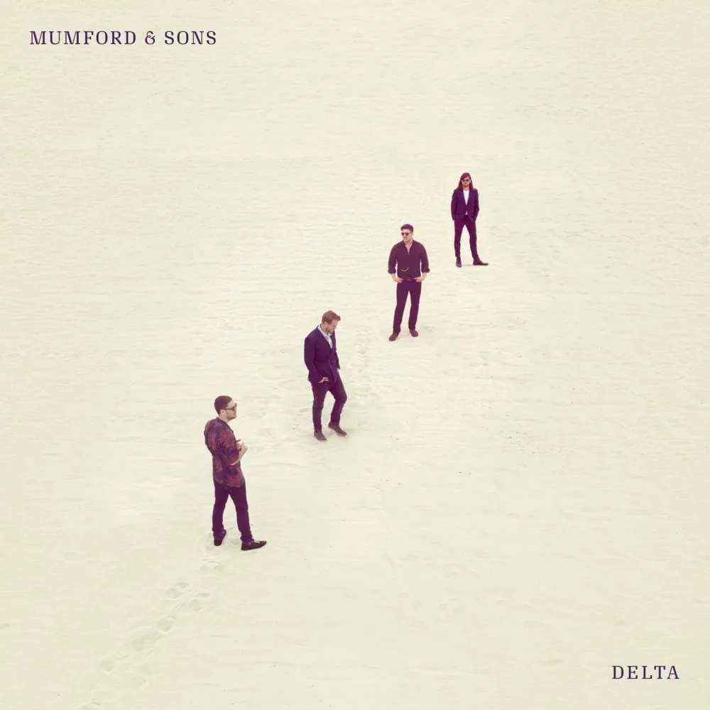 Mumford & Sons - Delta (★★½): Kiezen is verliezen