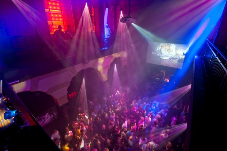 Danserette Club in HotelArena