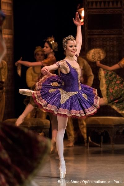 PHOTOS Retour Sur La Bayadre Par Le Ballet De LOpra