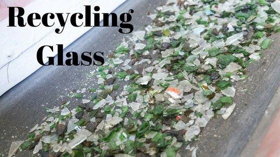 Recycling Glass in Concord CA