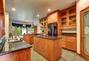 Etched Glass Cabinets in your Home