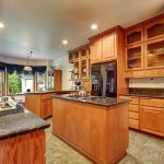Using Etched Glass to Add a Decorative Feature to your Home Cabinets