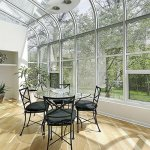 How a Sunroom Can Boost Your Family's Well Being - residential glass - Dans Glass