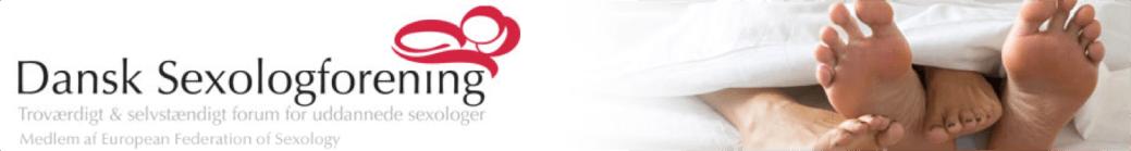 Dansk Sexologforening logo nyhedsbrev