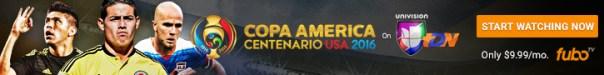 Copa America på nettet