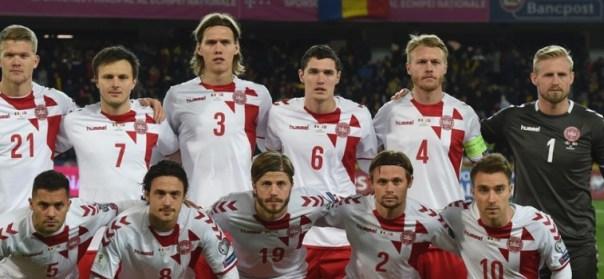 Se Danmark - Australia på nettet 21 juni