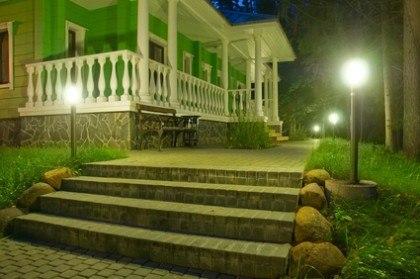 outdoor lighting in san luis obispo