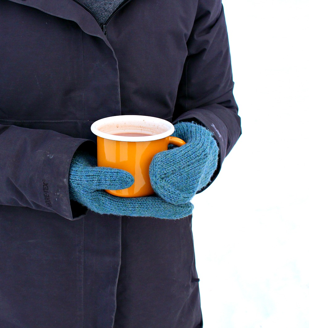 Hot Coco Outside
