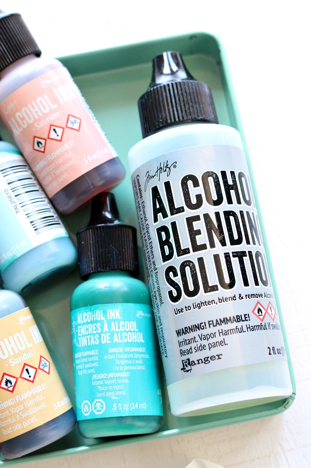 Alcohol Blending Solution or Rubbing Alcohol?