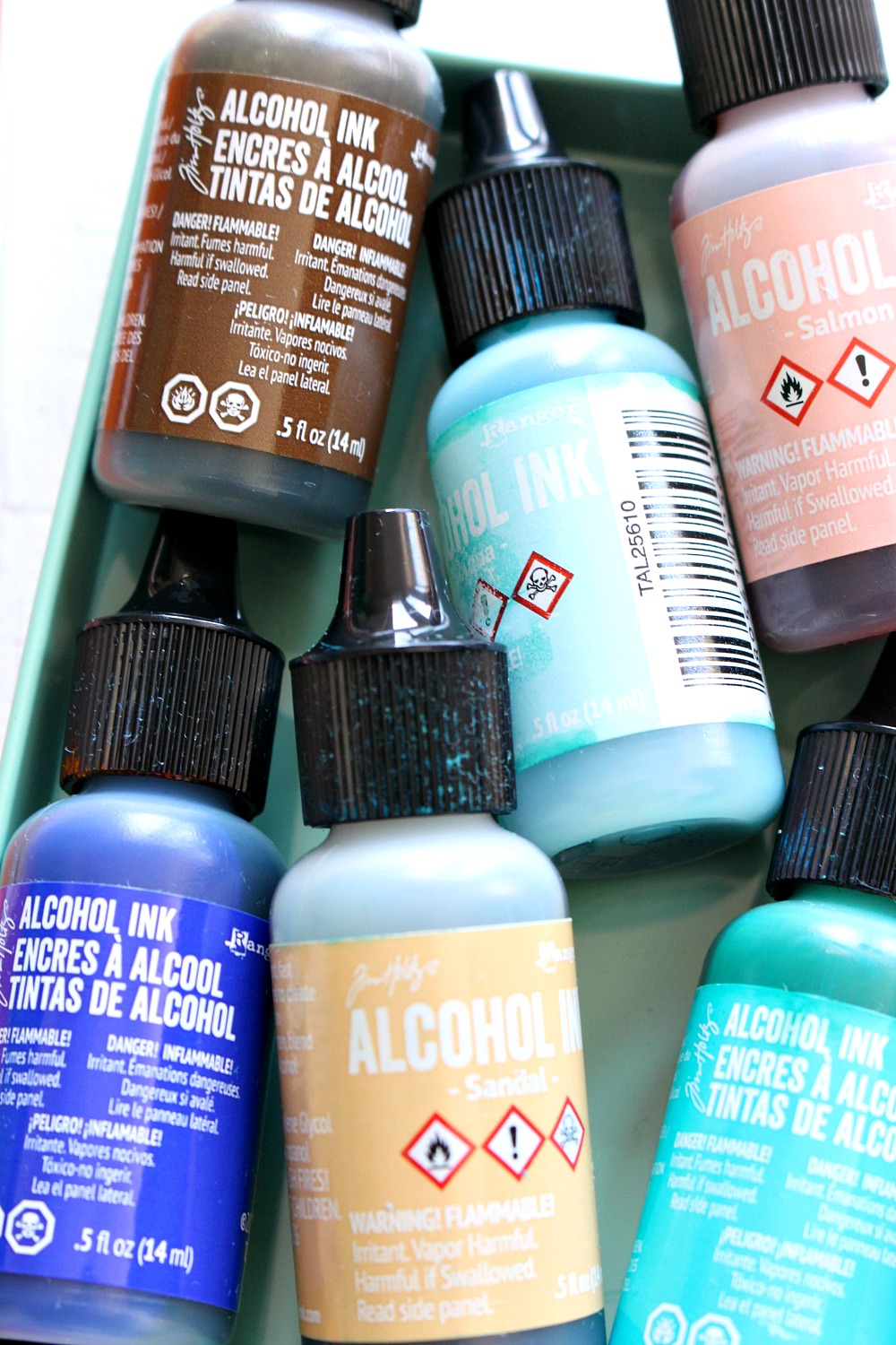 Where to Buy Alcohol Ink