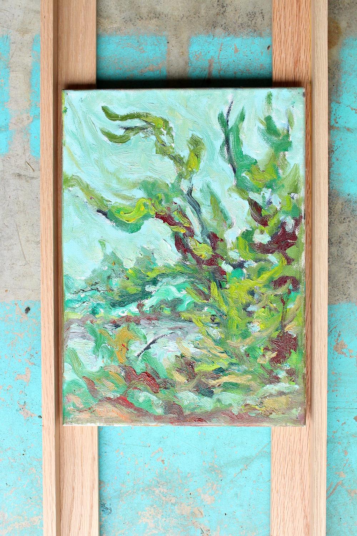 Build A Canvas Art Frame