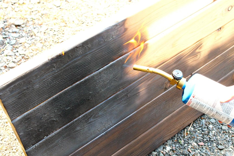 Shou Sugi Ban: Japanese Wood Burning Technique for DIY Charred Wood