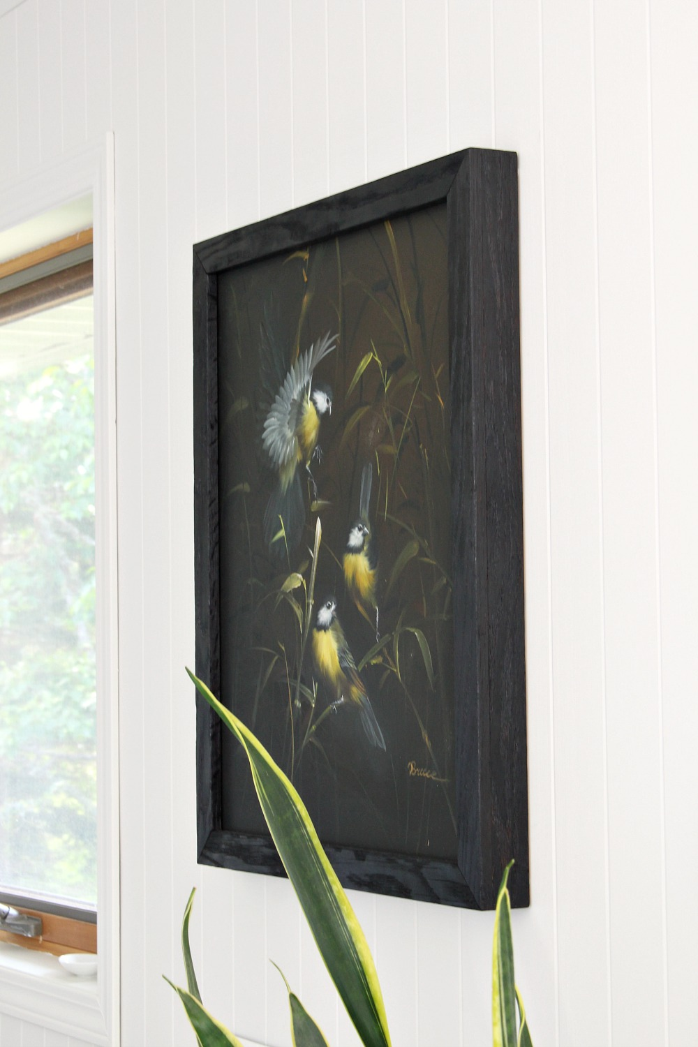 Black Charred Wood Burning Projects