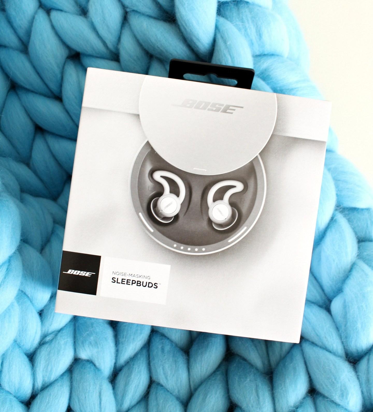 Bose® noise-masking sleepbuds™