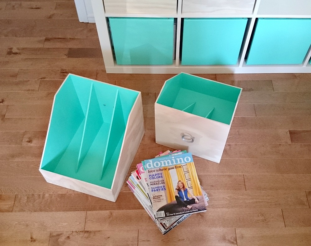 DIY Magazine Files   15 Stylish DIY Projects for Organizing Your Home #organizing #diy #diyhome #clutterbustingtips