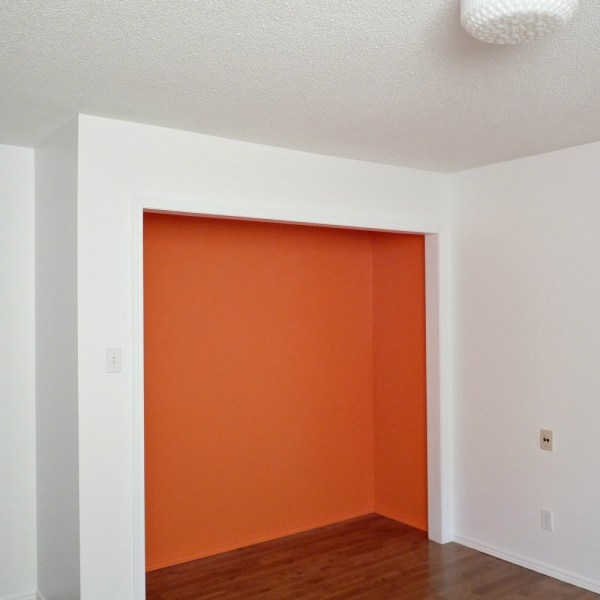 PAINTED CLOSETS