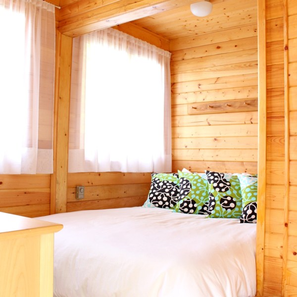 SHOULD PINE WALLS BE PAINTED OR LEFT NATURAL?