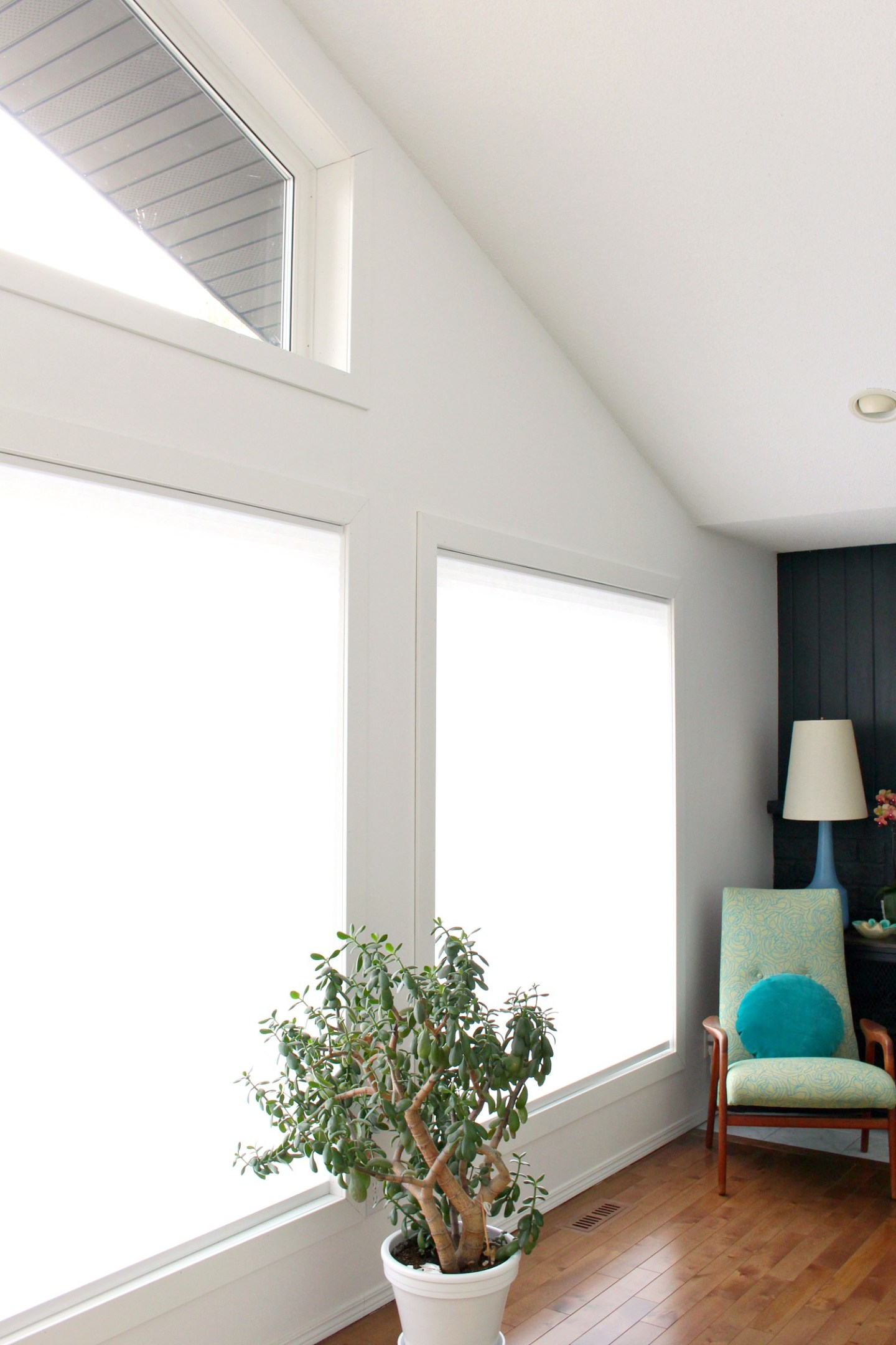 Our Custom Window Shades vs Cheap Window Shades | Review + Shopping Process. PureVu Honeycomb Shades Slate