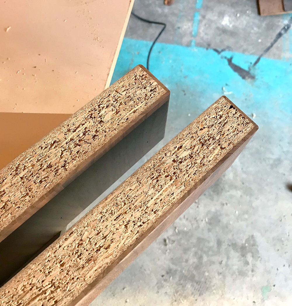 Inside the IKEA KARLBY Walnut Counter - What is it Made of?