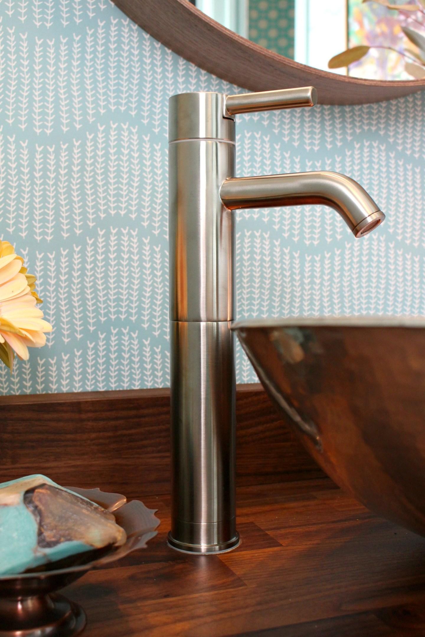 Pfister Contempra Vessel Sink Bathroom Faucet
