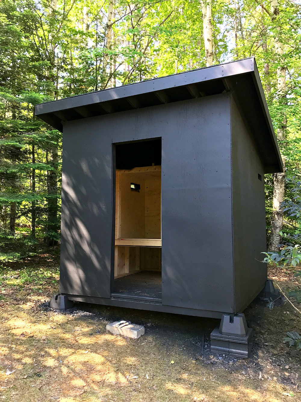 How to Build a Modern Shed or Chicken Coop