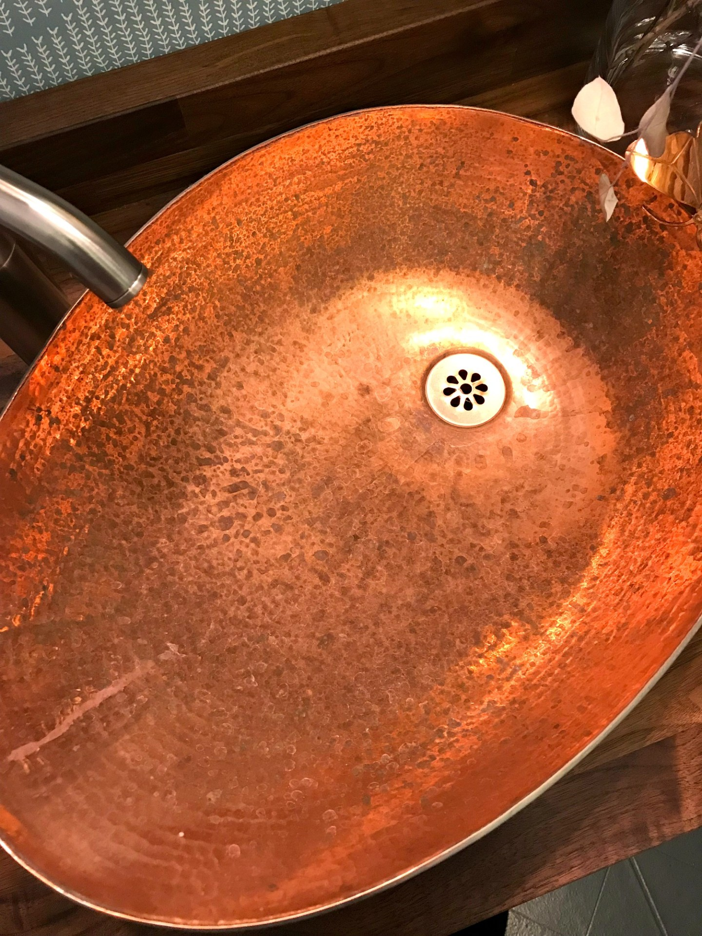 Did My Copper Sink Patina? | How to Clean a Copper Sink