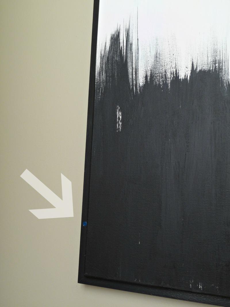 diy frame for canvas art
