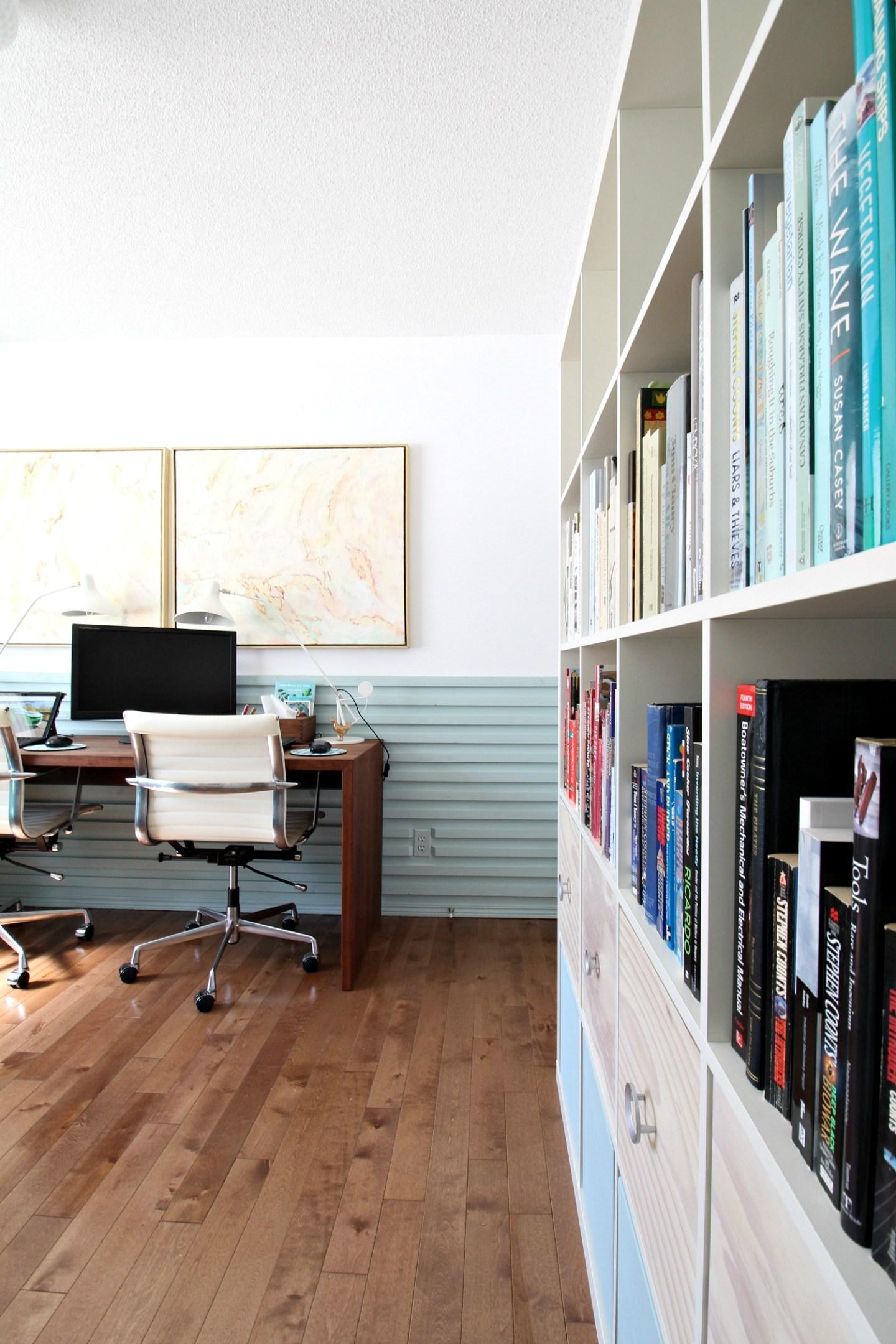 DIY Wood Slat Wall Tutorial