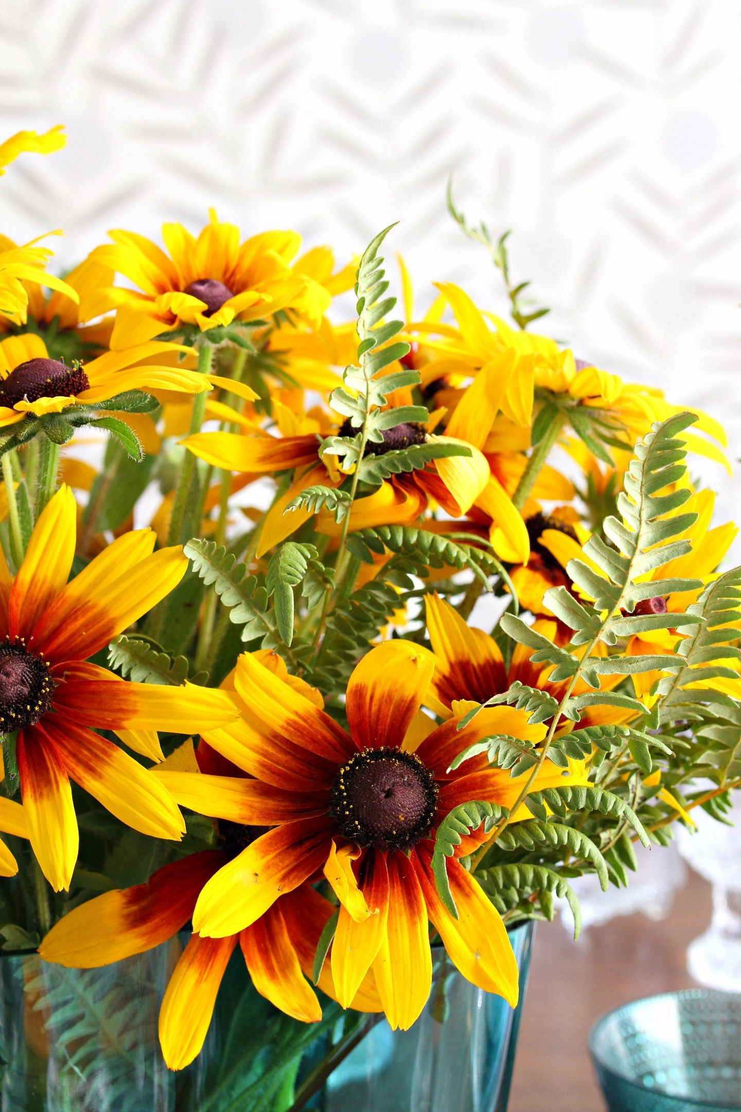 Black Eye Susan Bouquet