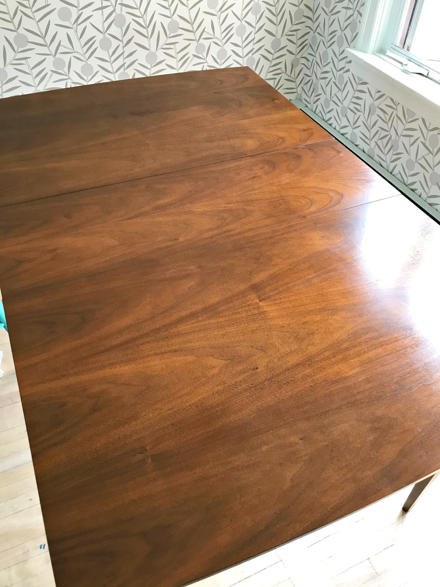 Refinish wood without stripping or sanding