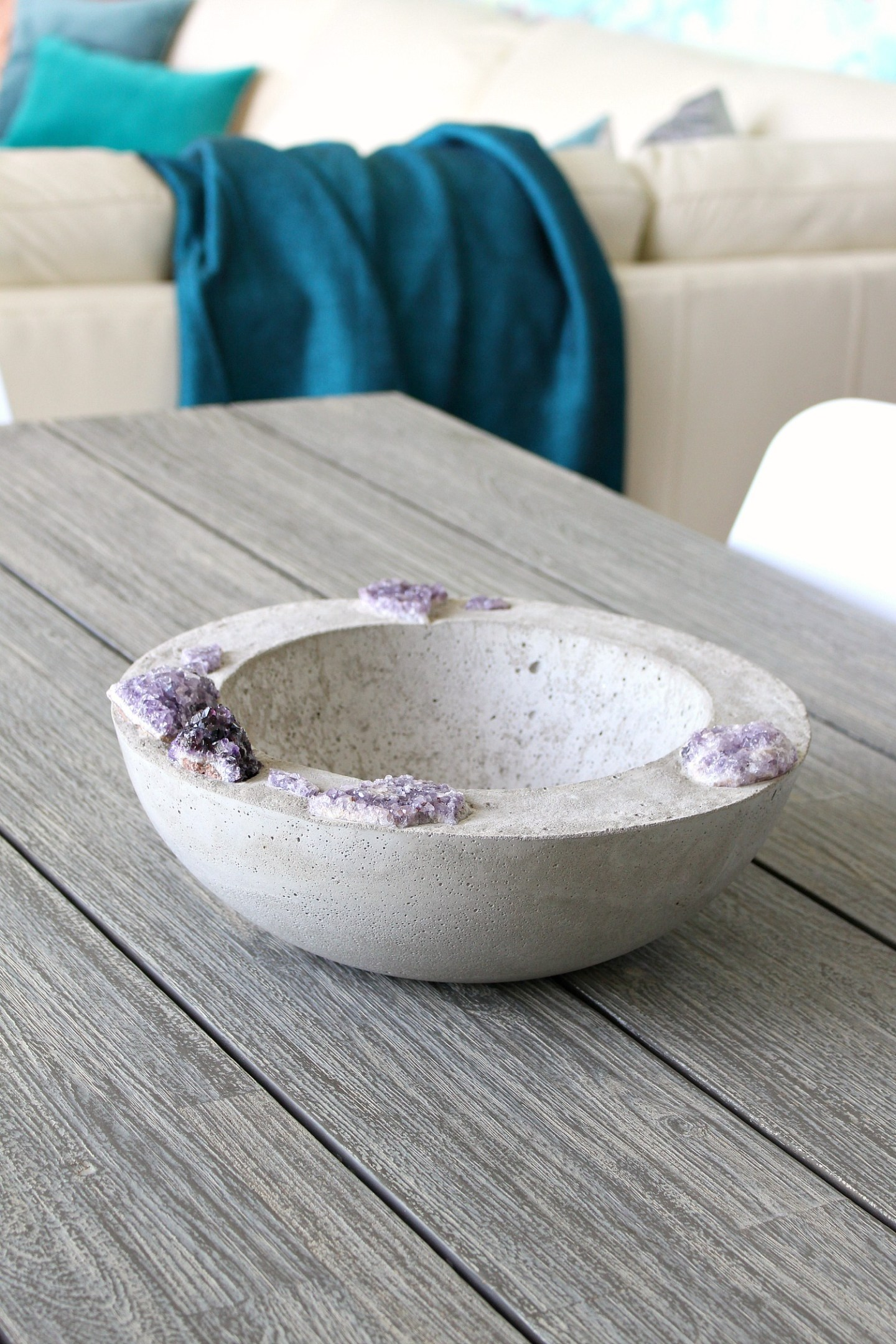 Learn How to Make a Concrete Bowl