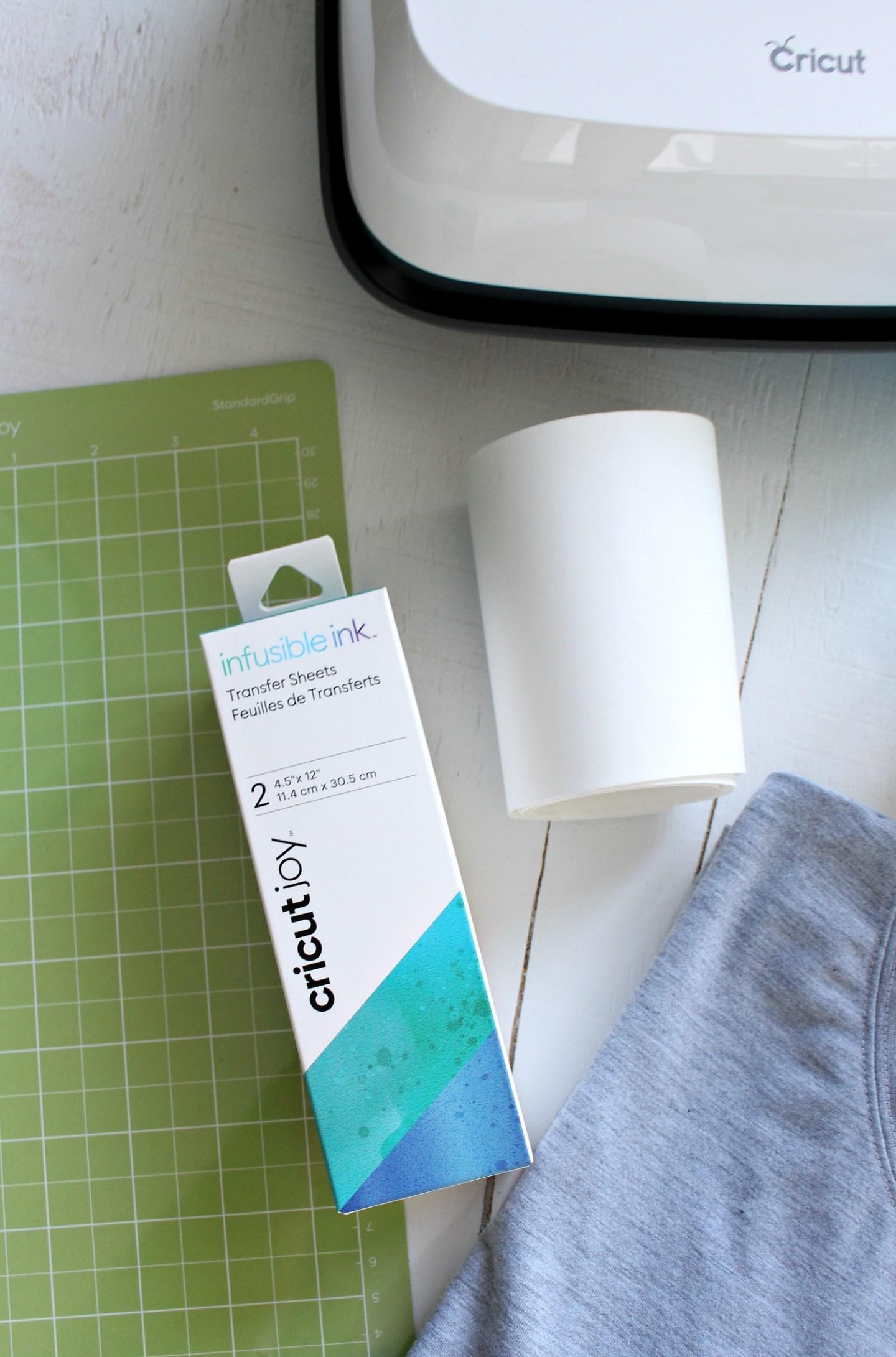 Cricut Joy Infusible Ink Review