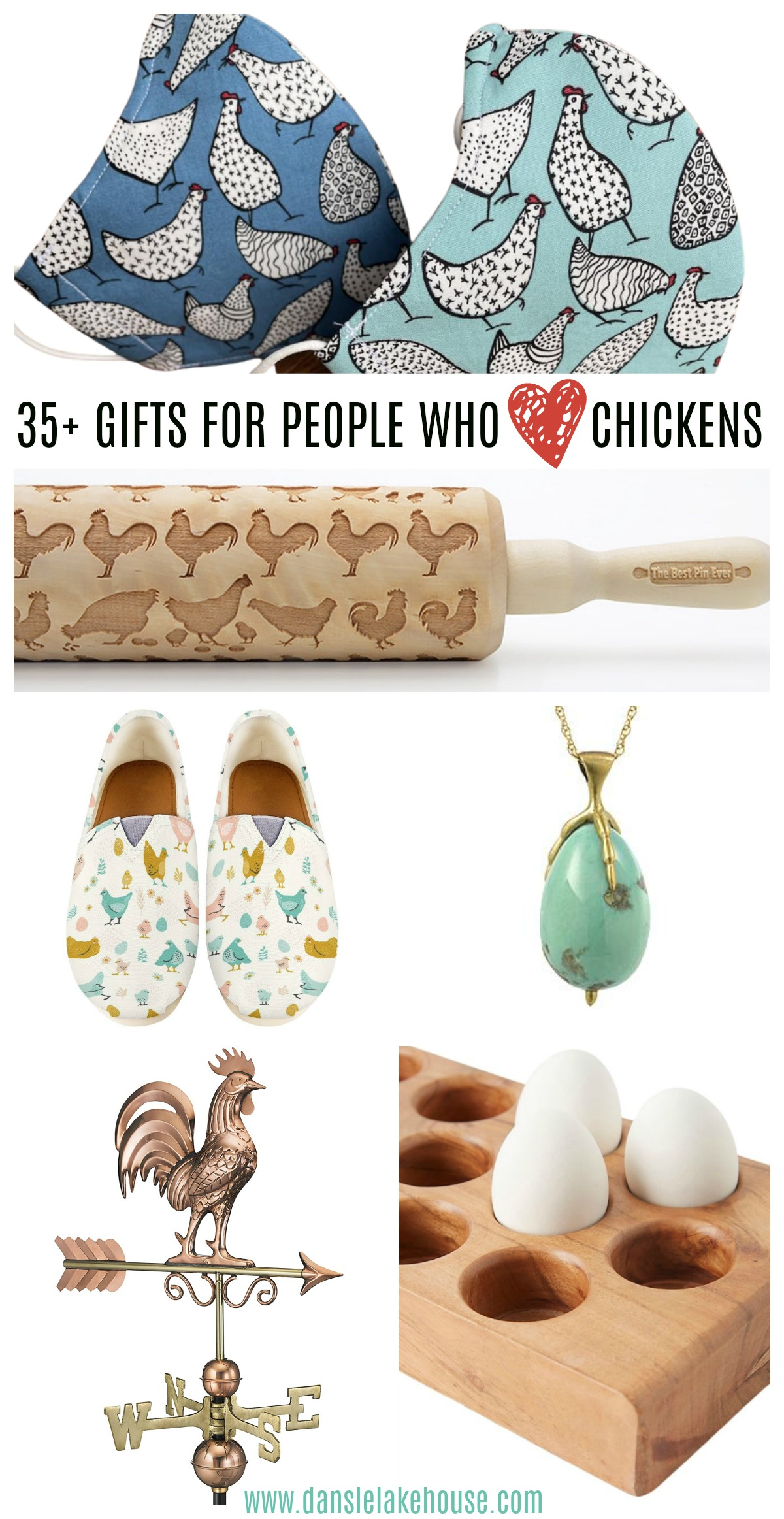 Gift Guide for Backyard Chicken Keepers
