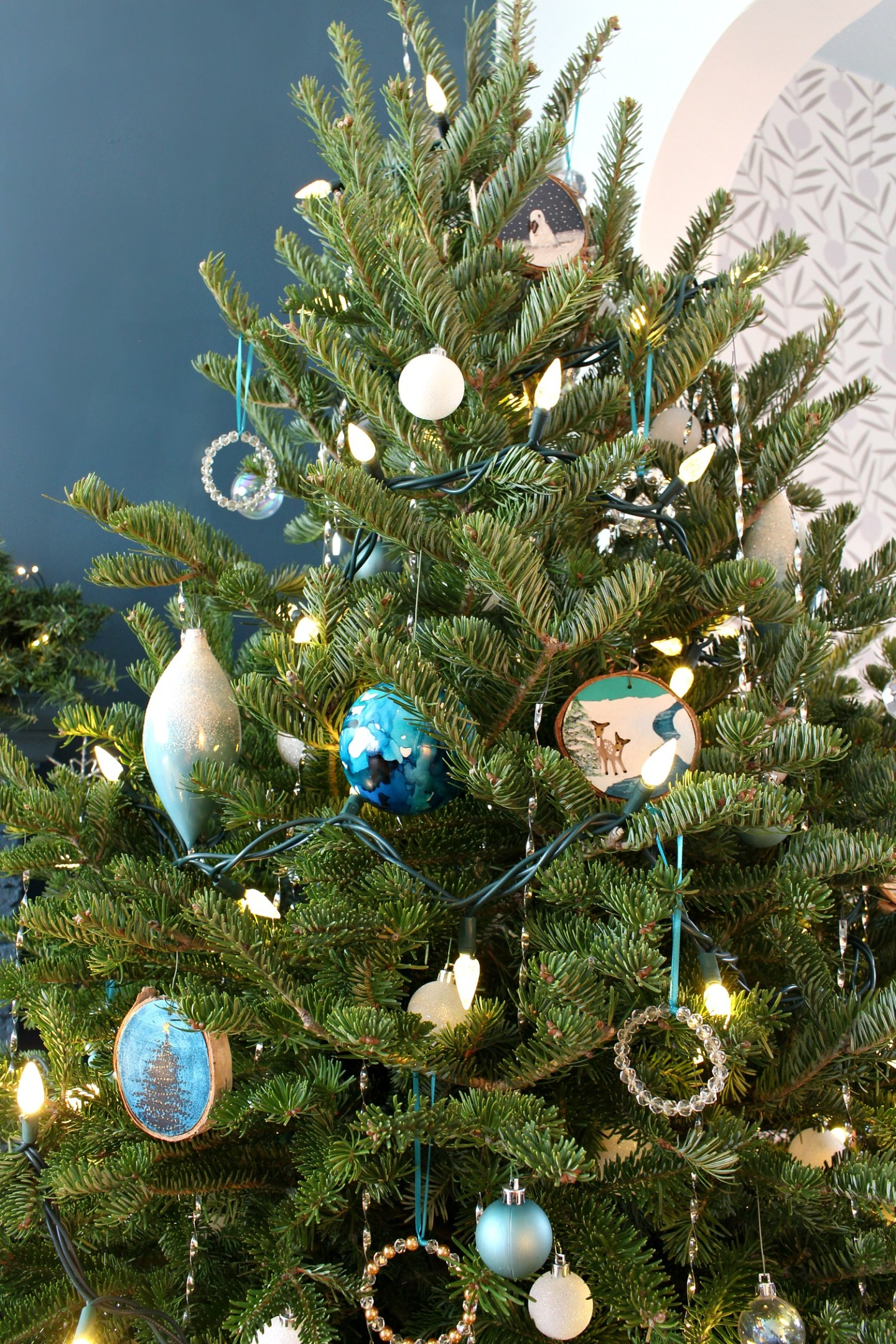 DIY Christmas Tree Ornament Ideas