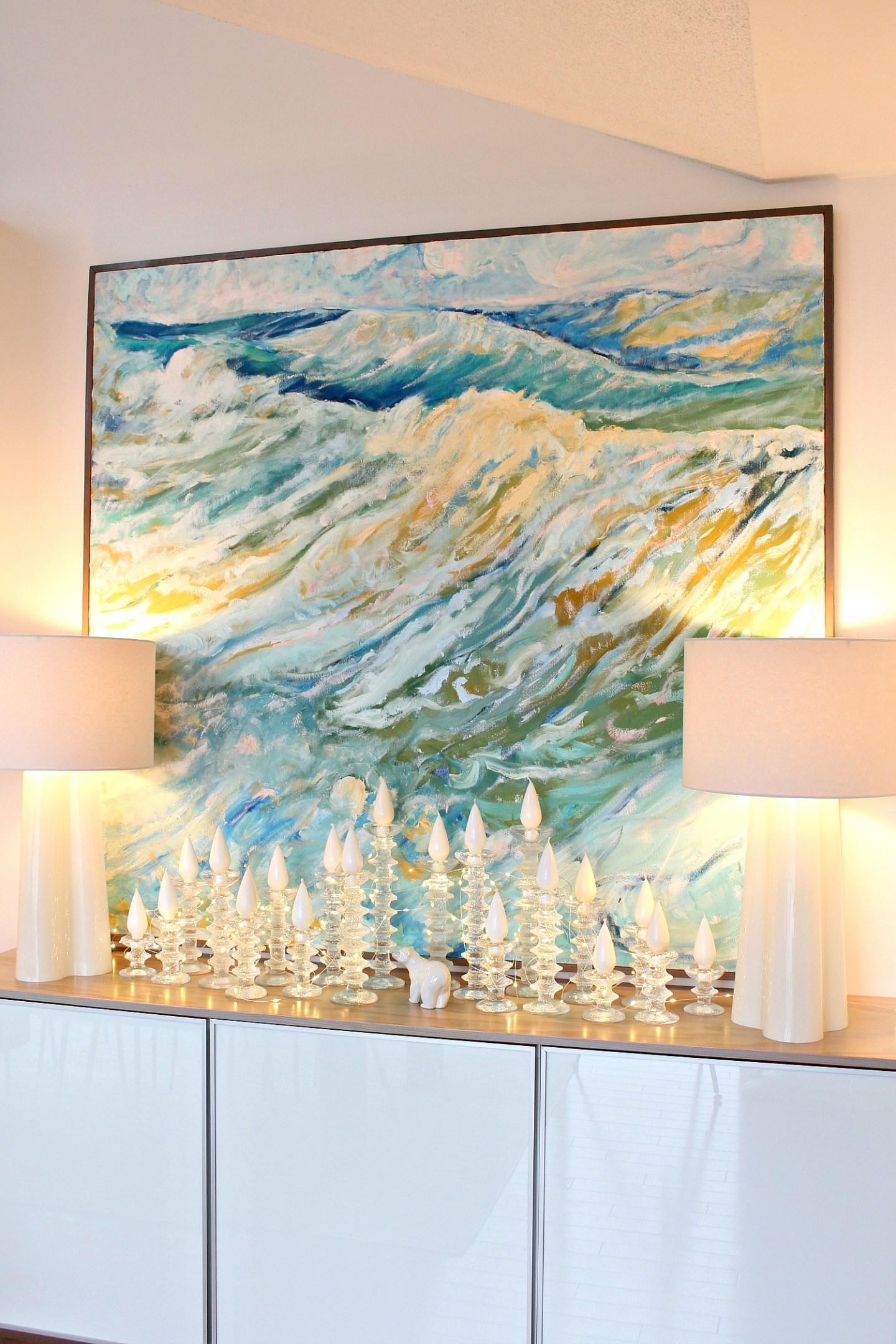 Affordable Coastal Art to DIY or BIY