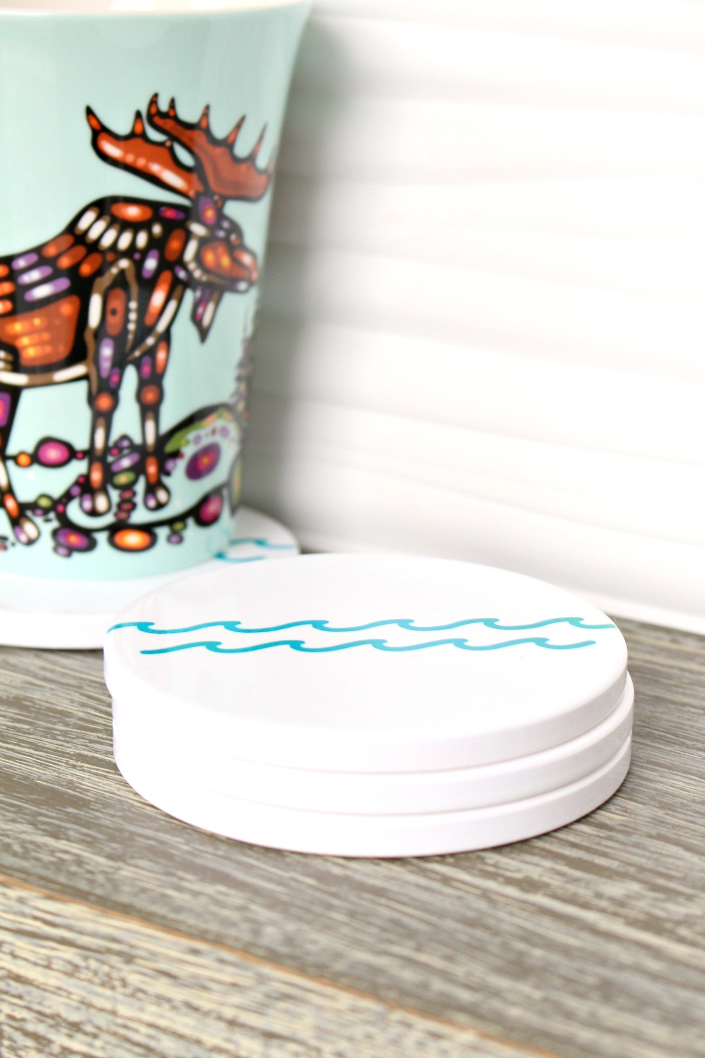 Cricut Infusible Ink Coaster Review