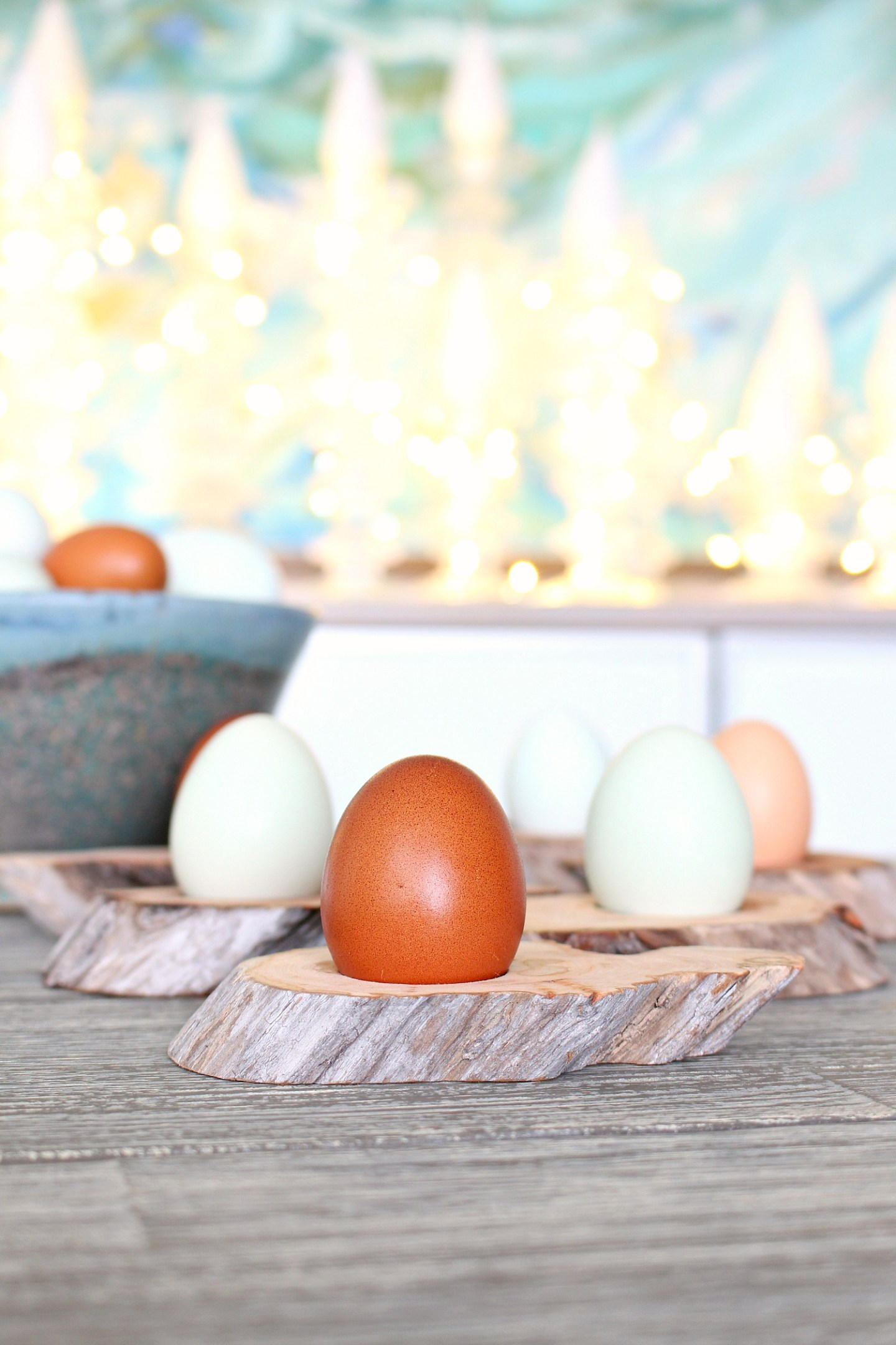 How to Make DIY Egg Cups