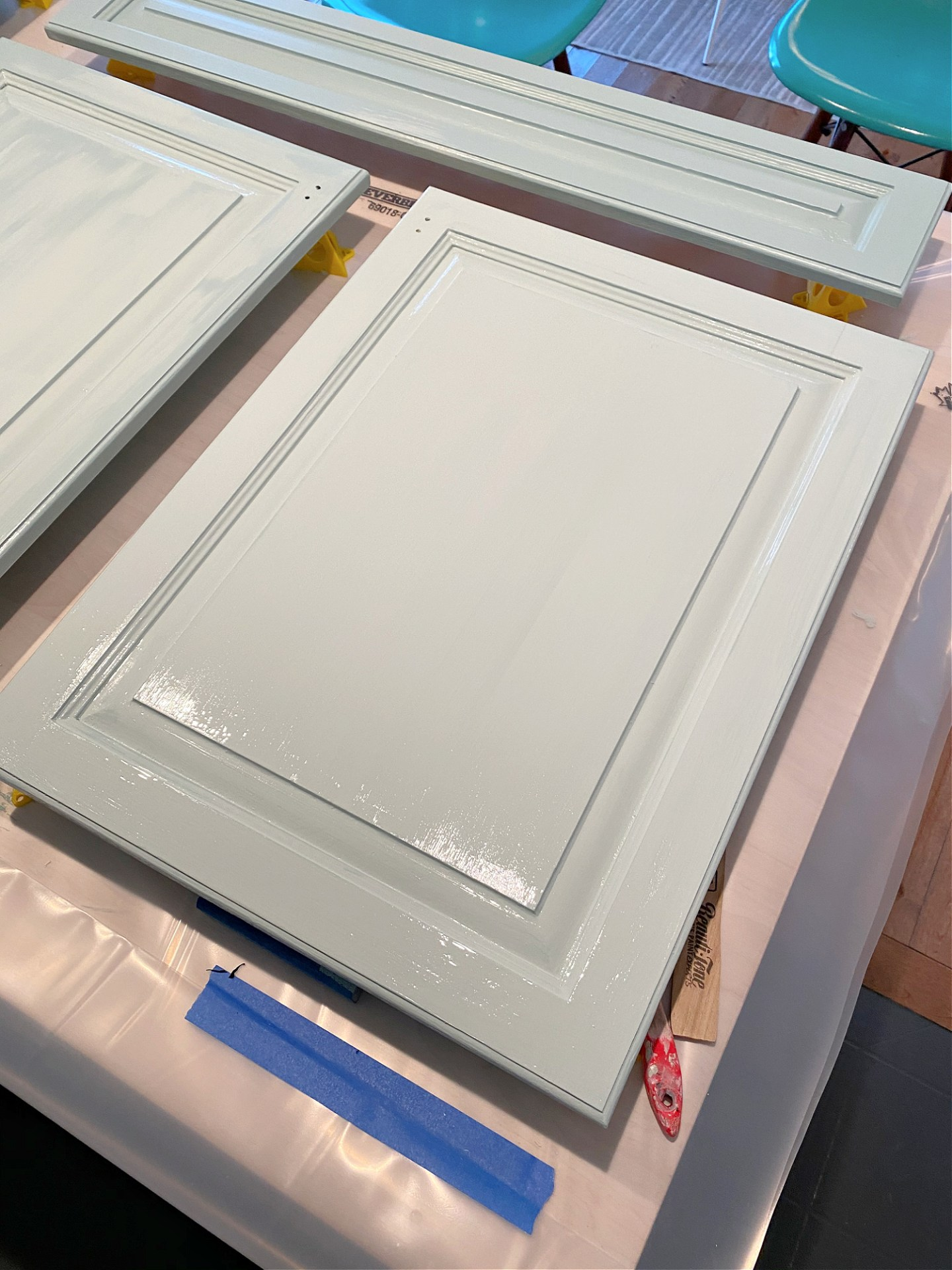 Painting Cabinet Doors Tips