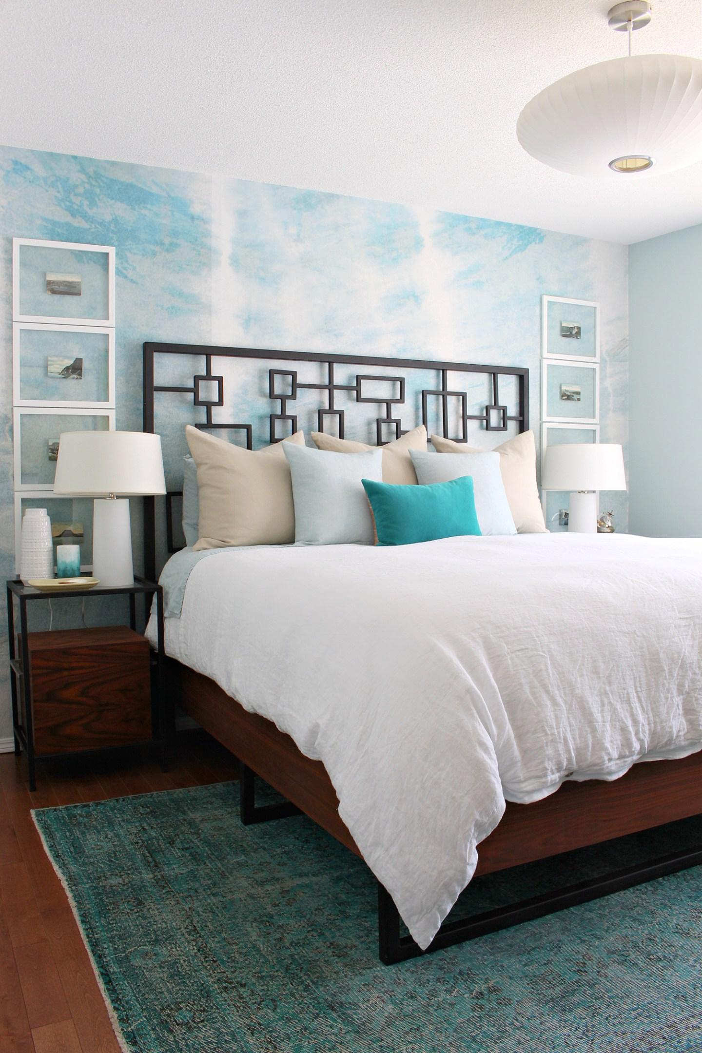 Beach Bedroom Decor