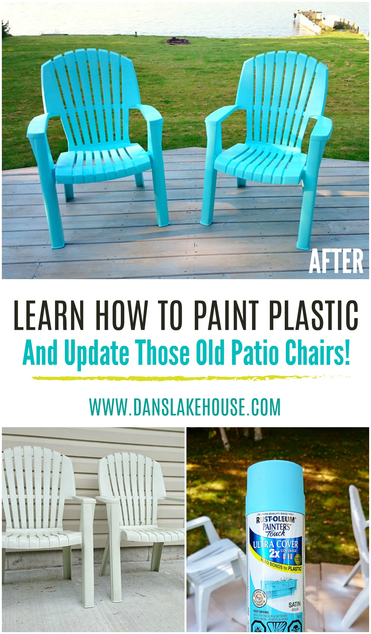 18 Outdoor DIY Projects